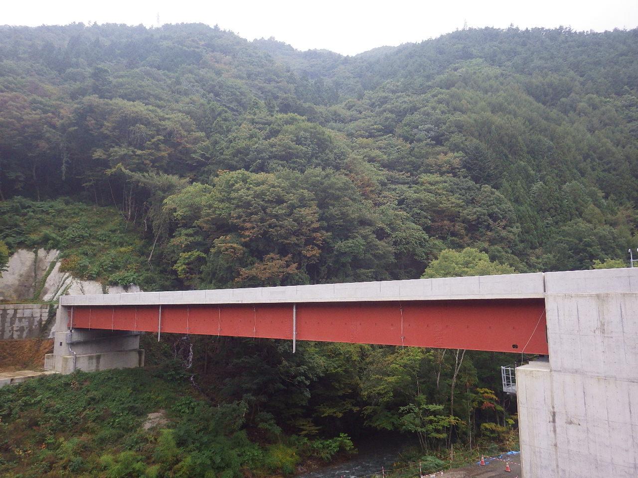 平成27年度桜沢田切地区整備工事