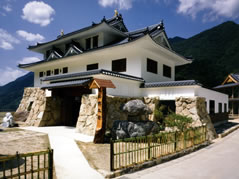 和田城(遠山郷土館)