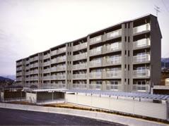 雇用促進住宅松尾宿舎