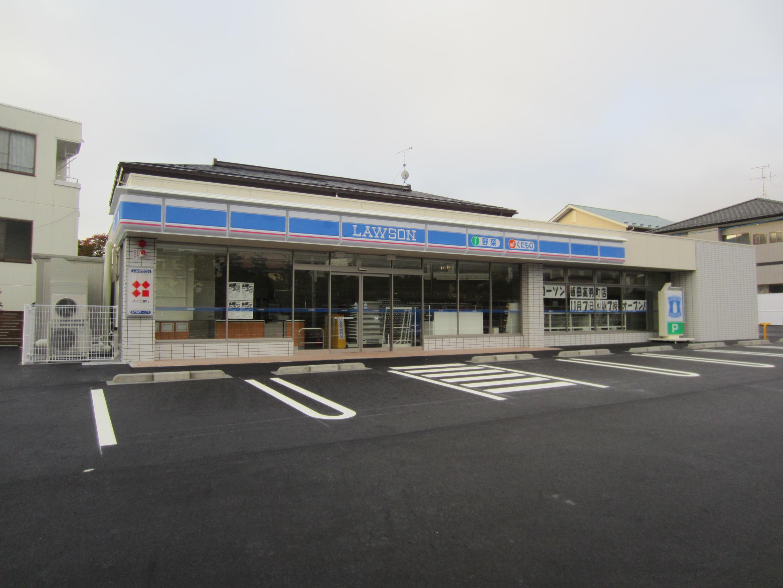 ローソン高羽町店