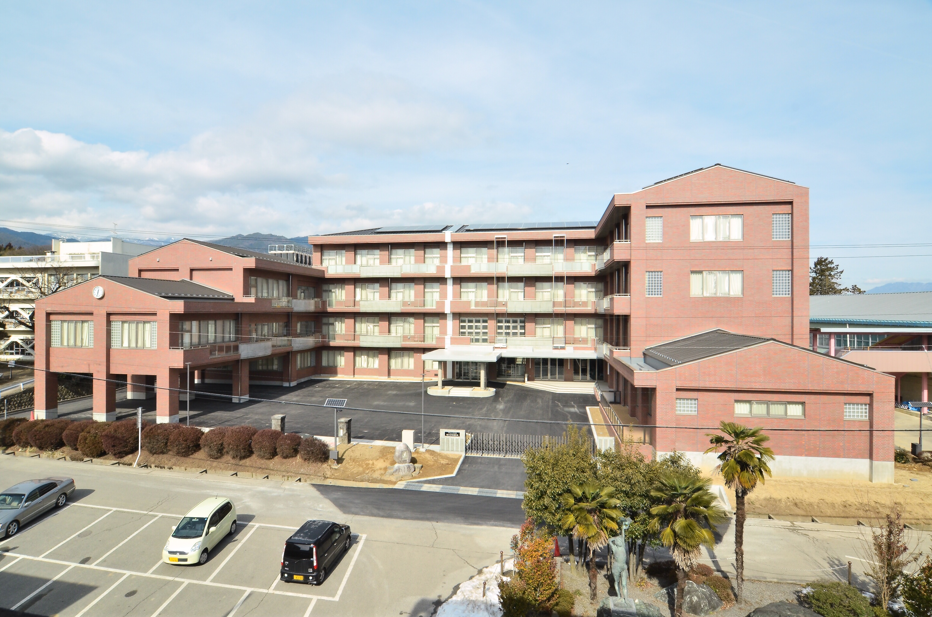 飯田女子高等学校
