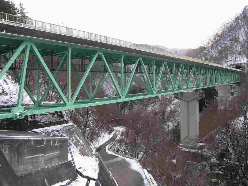 H21 153号平谷橋梁補修