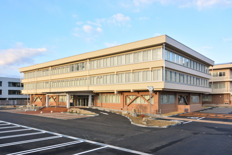 飯田市庁舎棟